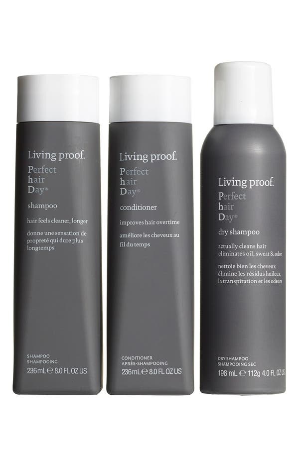 Main Image - Living proof® 'Perfect hair Day' Set ($70 Value)