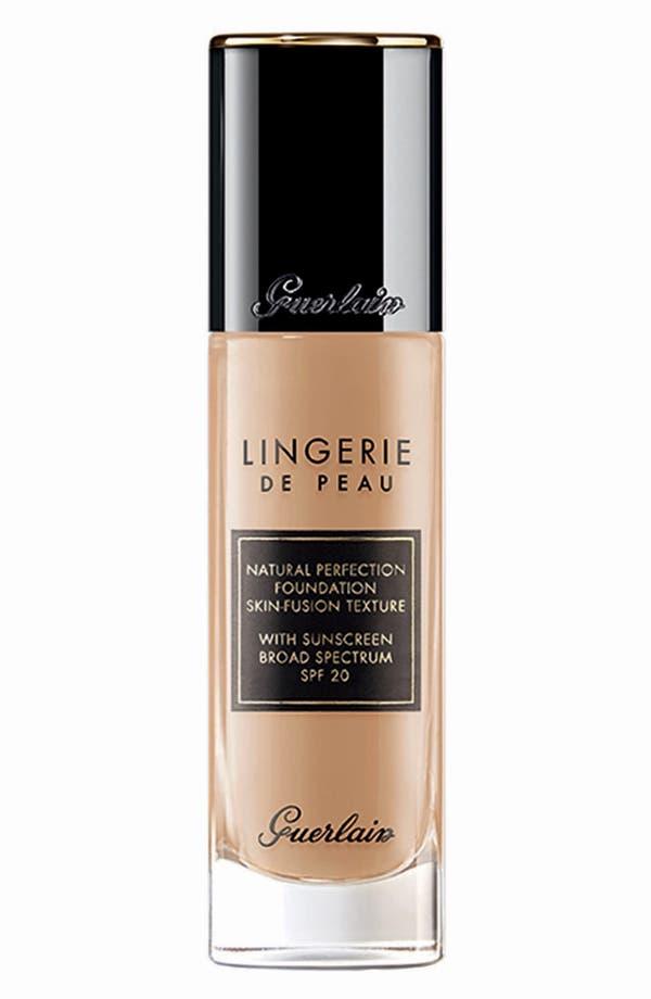 Main Image - Guerlain 'Lingerie de Peau' Fluid Foundation