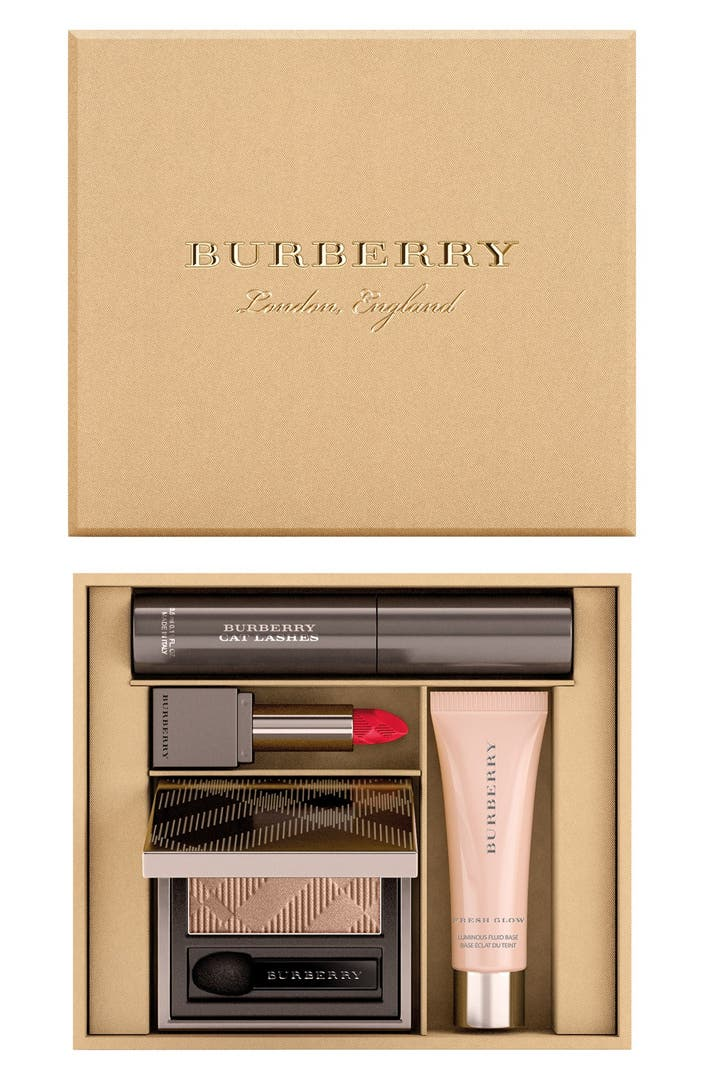 Burberry Beauty Festive Box Limited Edition Nordstrom