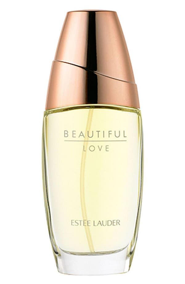 Alternate Image 1 Selected - Estée Lauder 'Beautiful Love' Eau de Parfum Spray
