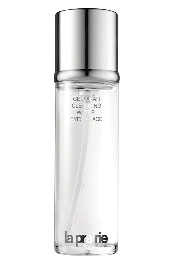 Alternate Image 1 Selected - La Prairie Cellular Cleansing Water for Eyes & Face