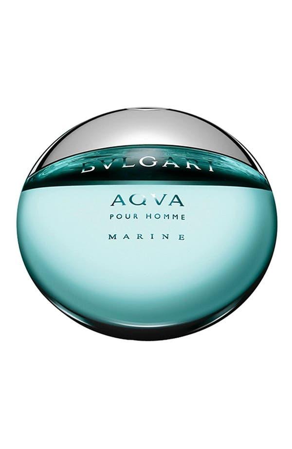 Alternate Image 1 Selected - BVLGARI 'AQVA pour Homme - Marine' Eau de Toilette