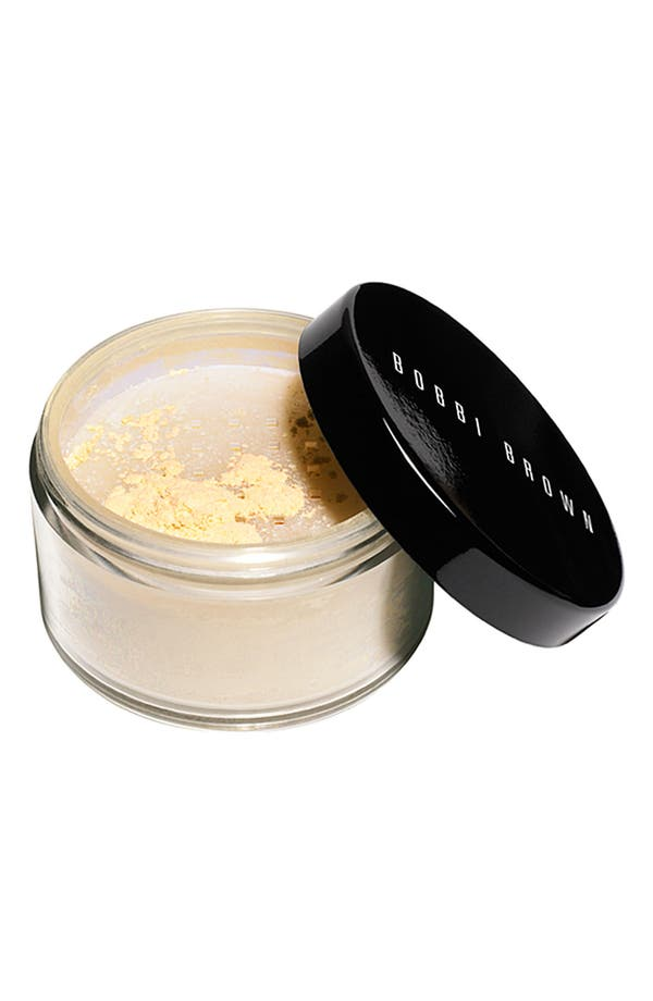 Alternate Image 1 Selected - Bobbi Brown Face Powder
