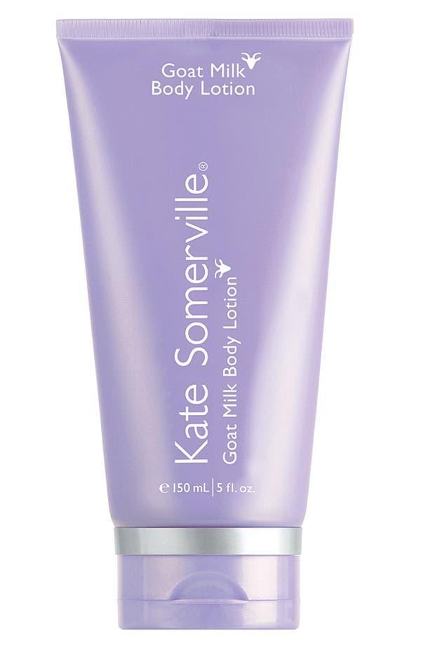 Alternate Image 1 Selected - Kate Somerville® Goat Milk Body Lotion