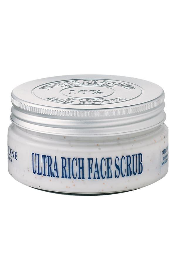 Alternate Image 1 Selected - L'Occitane Shea Butter Ultra Rich Face Scrub