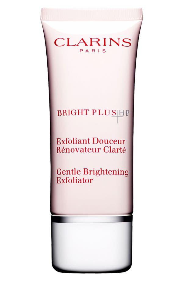 Alternate Image 1 Selected - Clarins 'Bright Plus HP' Gentle Brightening Exfoliator