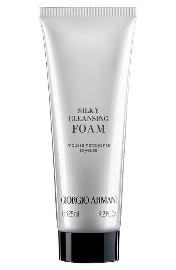 Alternate Image 1 Selected - Giorgio Armani Silky Cleansing Foam