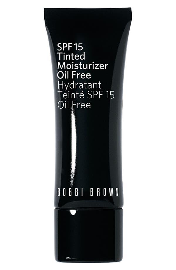 Alternate Image 1 Selected - Bobbi Brown Oil Free Tinted Moisturizer SPF 15