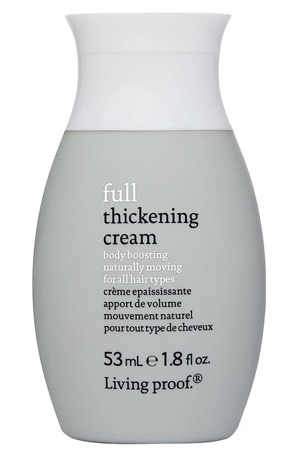 Alternate Image 1 Selected - Living proof® 'Full' Body Boosting Thickening Cream for All Hair Types (1.8 oz.)