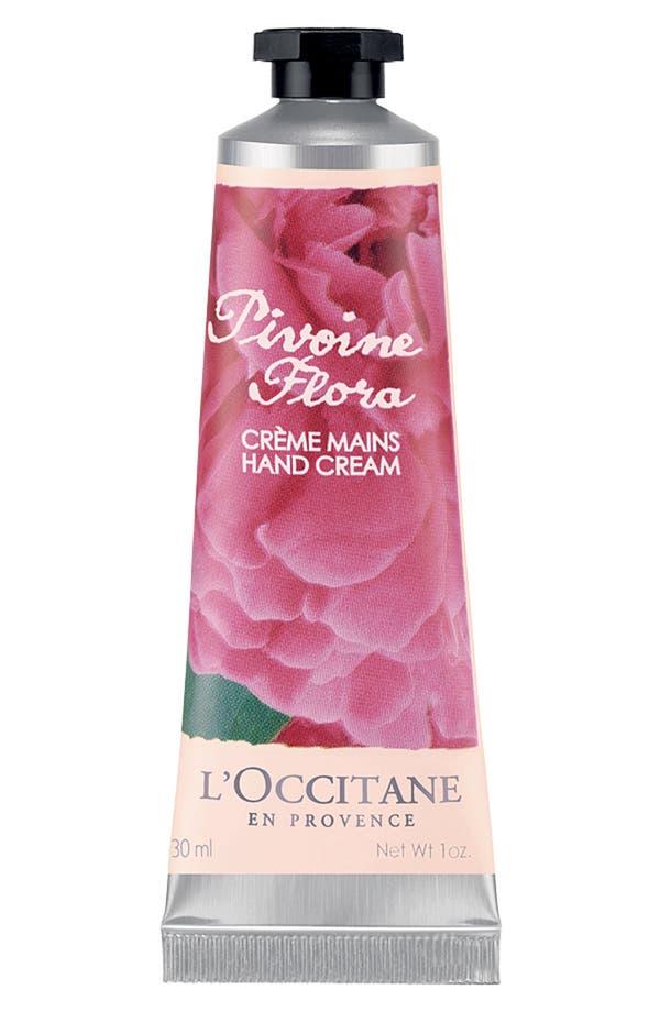 Alternate Image 1 Selected - L'Occitane 'Pivoine Flora' Hand Cream