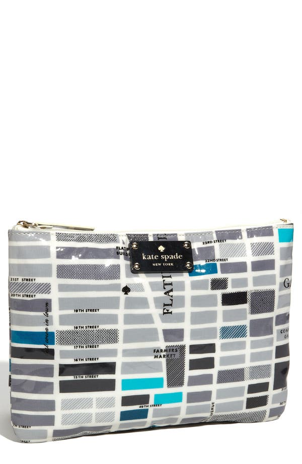 Alternate Image 1 Selected - kate spade new york 'daycation - large' flat pouch