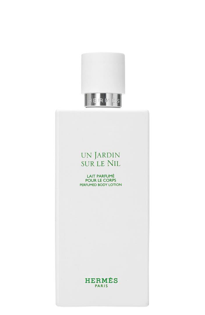 Herm s un jardin sur le nil perfumed body lotion nordstrom - Hermes un jardin en mediterranee body lotion ...