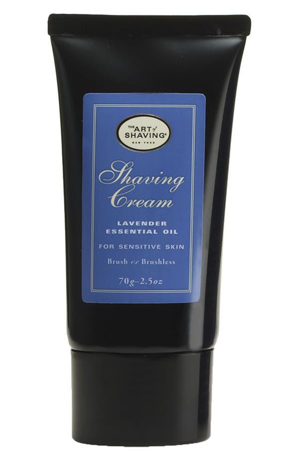Main Image - The Art of Shaving® Lavender Shaving Cream Tube
