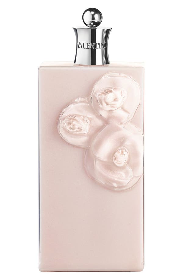 Main Image - Valentino 'Valentina' Satin Floral Body Lotion