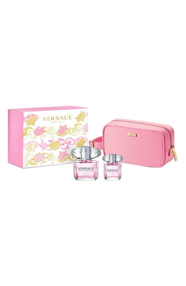 Alternate Image 2  - Versace 'Bright Crystal' Eau de Toilette Gift Set