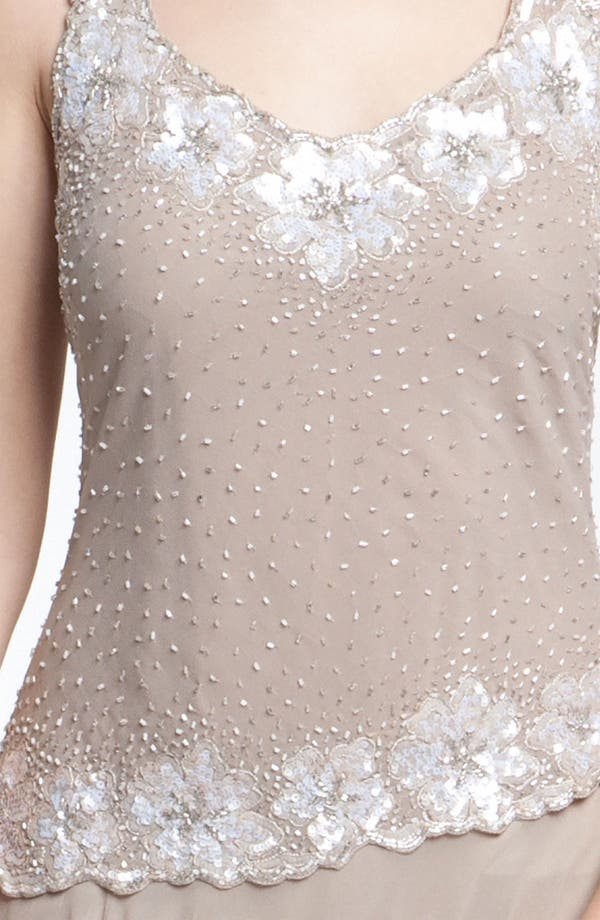 Alternate Image 4  - J Kara Beaded Dress & Bolero