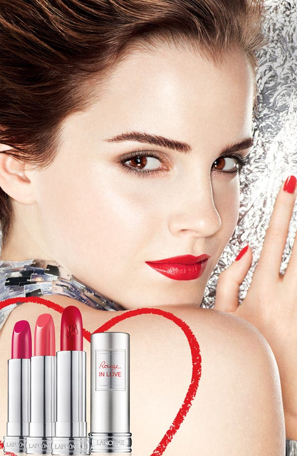 Alternate Image 2  - Lancôme Rouge in Love Lipstick