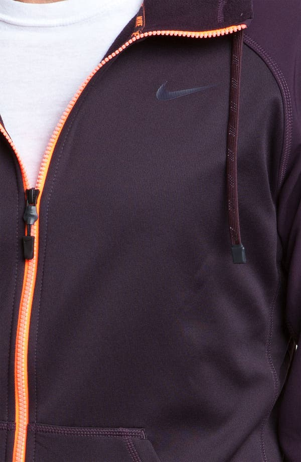 Alternate Image 2  - Nike 'TKO Shield' Zip Hoodie