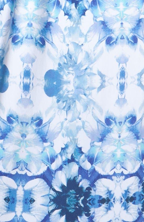 Alternate Image 3  - Nicole Miller 'Petal Ombré' Nightgown