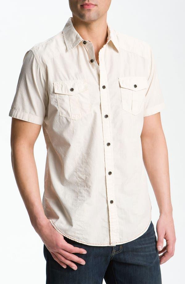 Main Image - Jeremiah Chambray Woven Shirt