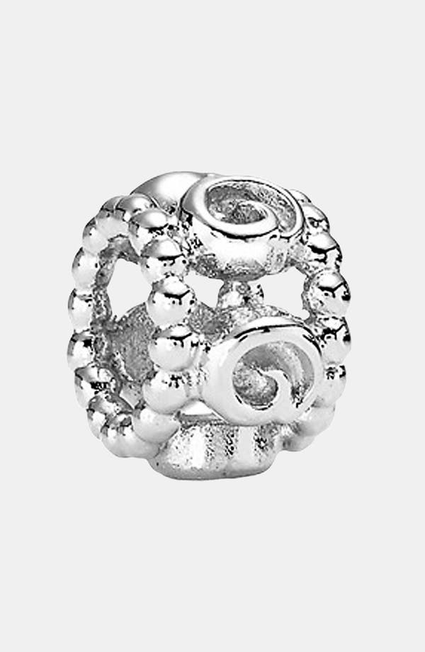 Alternate Image 1 Selected - PANDORA Ring of Roses Charm
