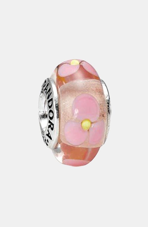 Main Image - PANDORA 'Flowers' Murano Glass Charm