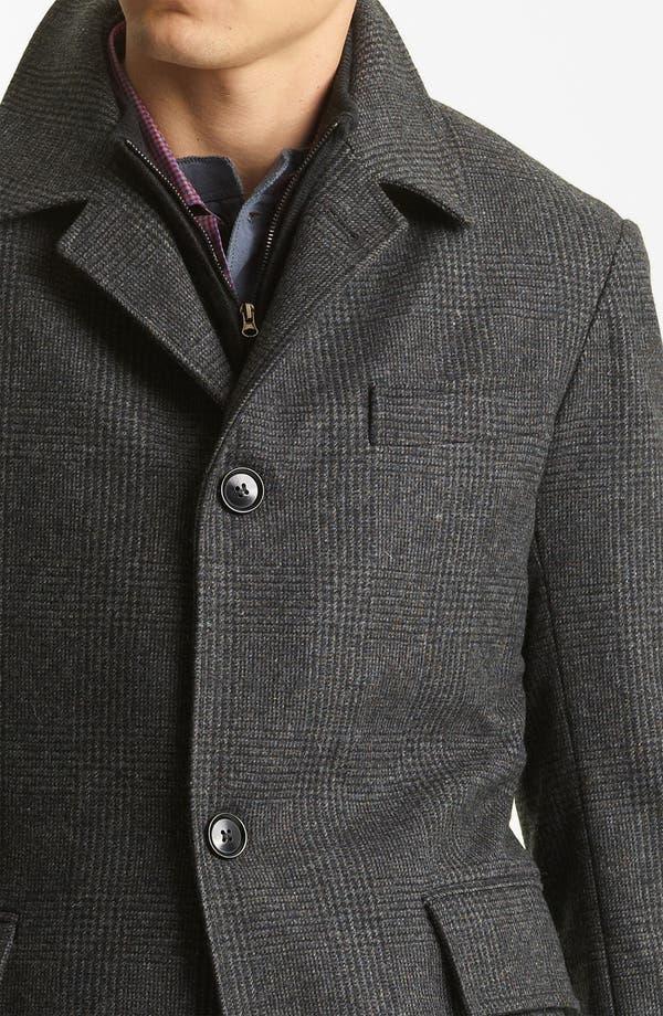 Alternate Image 3  - Billy Reid 'Sunday' Plaid Wool Coat