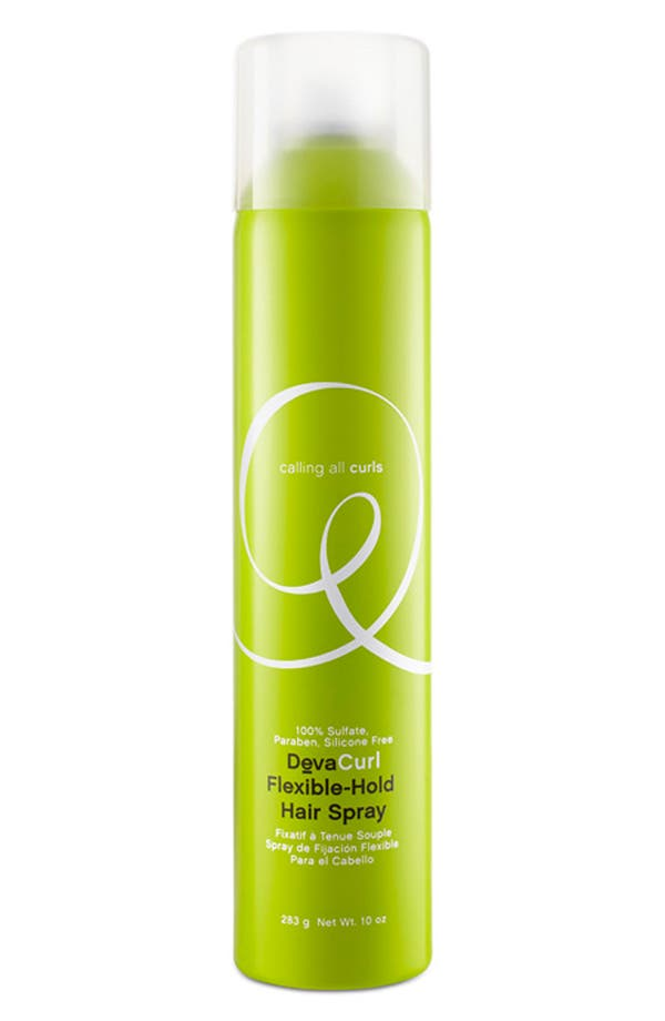 Alternate Image 1 Selected - DevaCurl 'Flexible Hold' Hair Spray