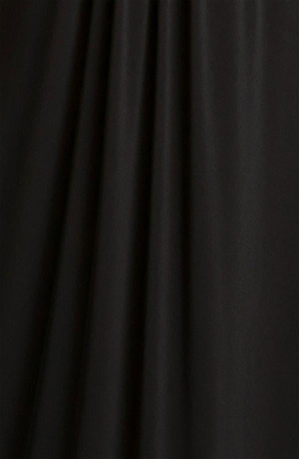 Alternate Image 3  - Eliza J Embellished Matte Jersey Surplice Dress (Plus)