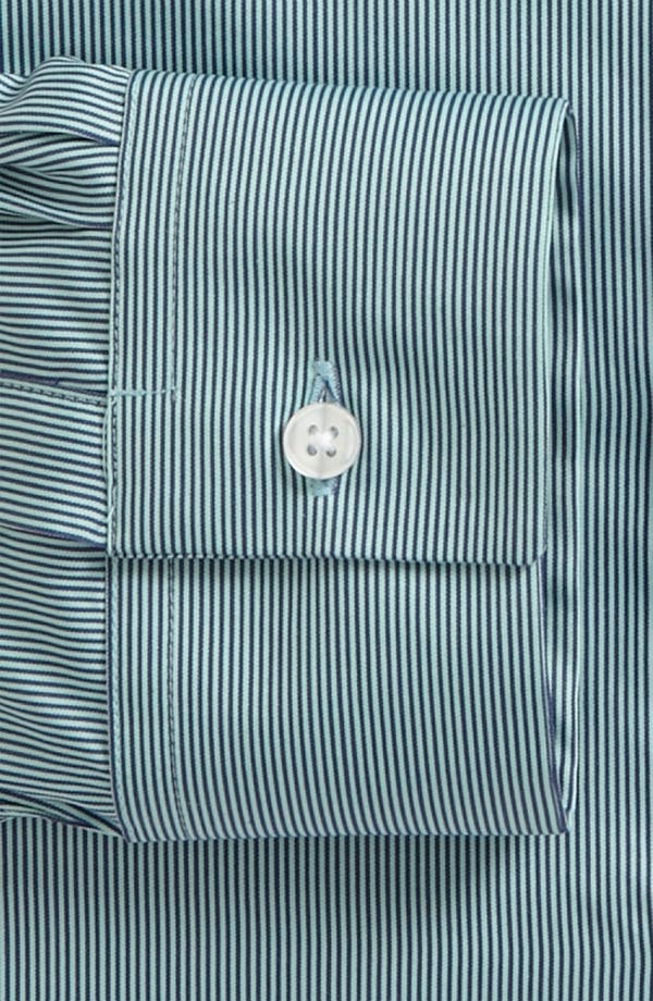Alternate Image 2  - Thomas Pink Super Slim Fit Dress Shirt