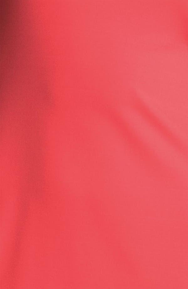 Alternate Image 3  - Donna Morgan V-Neck Jersey Sheath Dress