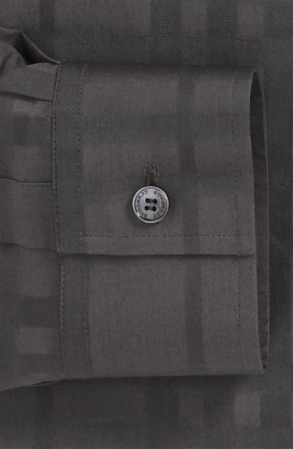 Alternate Image 2  - Burberry London Trim Fit Dress Shirt
