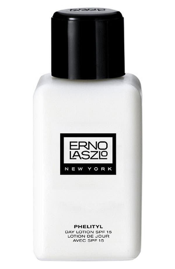 Alternate Image 1 Selected - Erno Laszlo Phelityl Day Lotion SPF 15