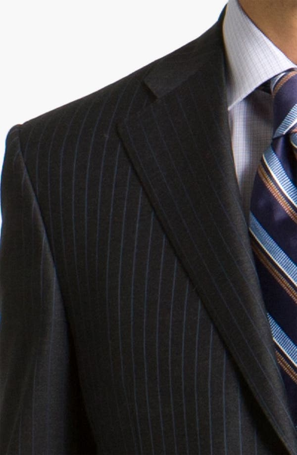 Alternate Image 6  - Canali Stripe Suit