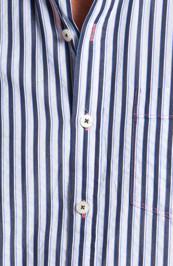 Alternate Image 3  - Tommy Bahama Denim 'Dalat Stripe' Sport Shirt