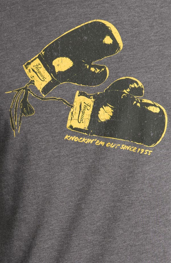 Alternate Image 3  - Original Penguin 'Knock 'Em Out' Graphic Crewneck T-Shirt