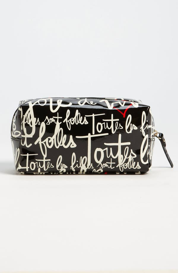 Alternate Image 4  - kate spade new york 'garance doré - davie' cosmetics case