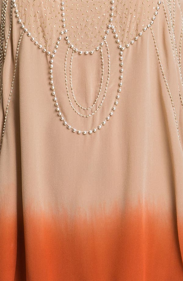 Alternate Image 3  - Willow & Clay Embellished Dip Dye Tank