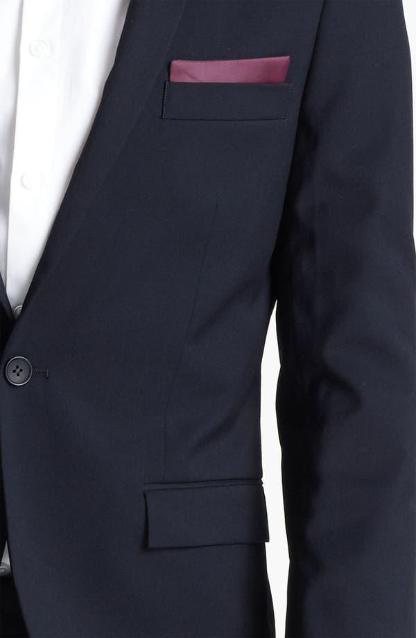 Alternate Image 3  - Topman Skinny Blazer