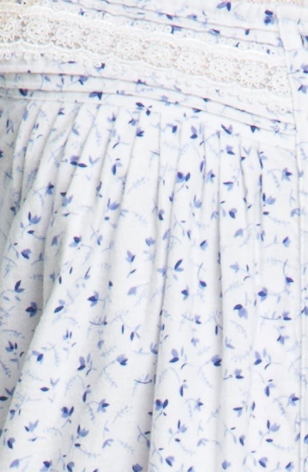 Alternate Image 3  - Eileen West 'Enchanted Winter' Nightgown