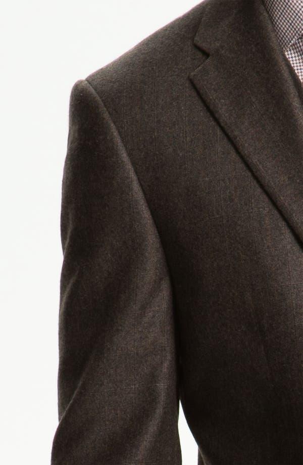 Alternate Image 6  - Joseph Abboud Three Piece Suit