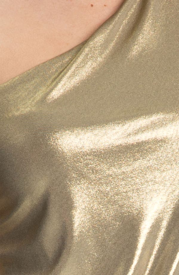 Alternate Image 3  - Bailey 44 Metallic One-Shoulder Dress