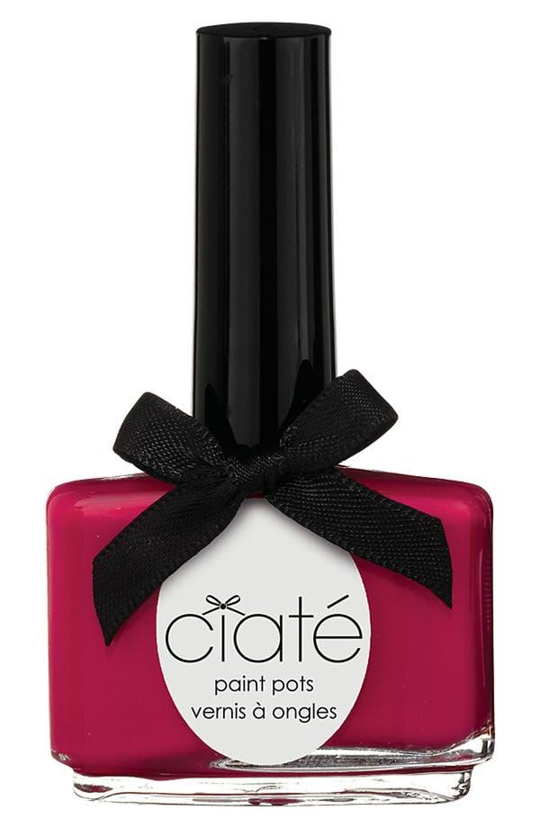 Alternate Image 1 Selected - Ciaté 'Cocktail Dress' Paint Pot