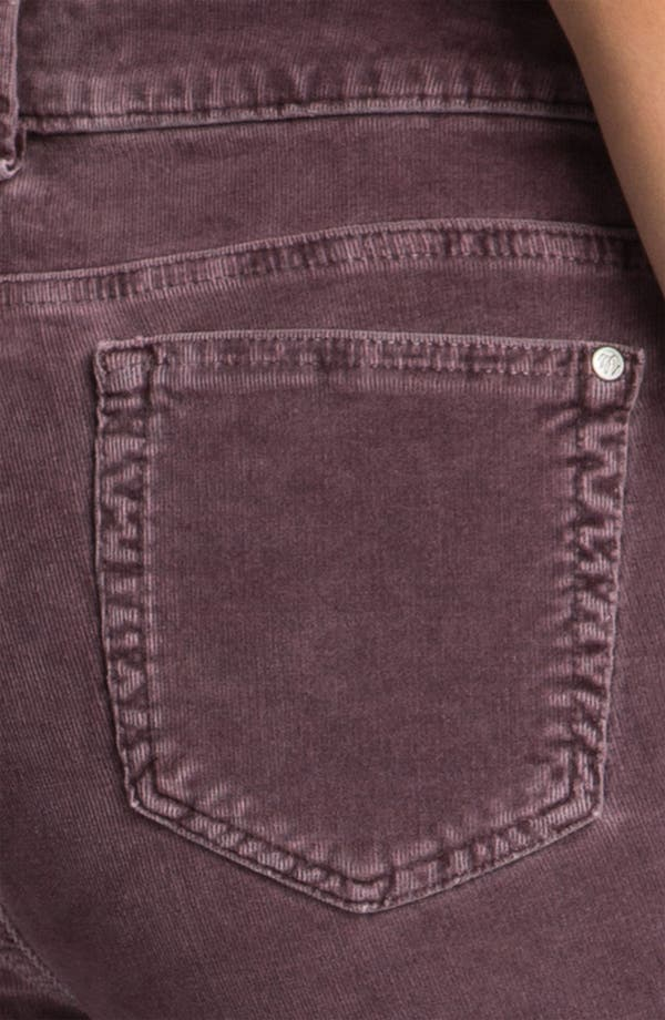 Alternate Image 3  - Miraclebody 'Katie' Straight Leg Stretch Corduroy Jeans