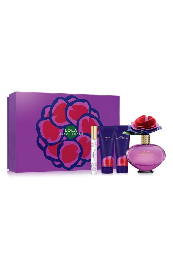 Main Image - MARC JACOBS 'Lola' Gift Set ($166 Value)