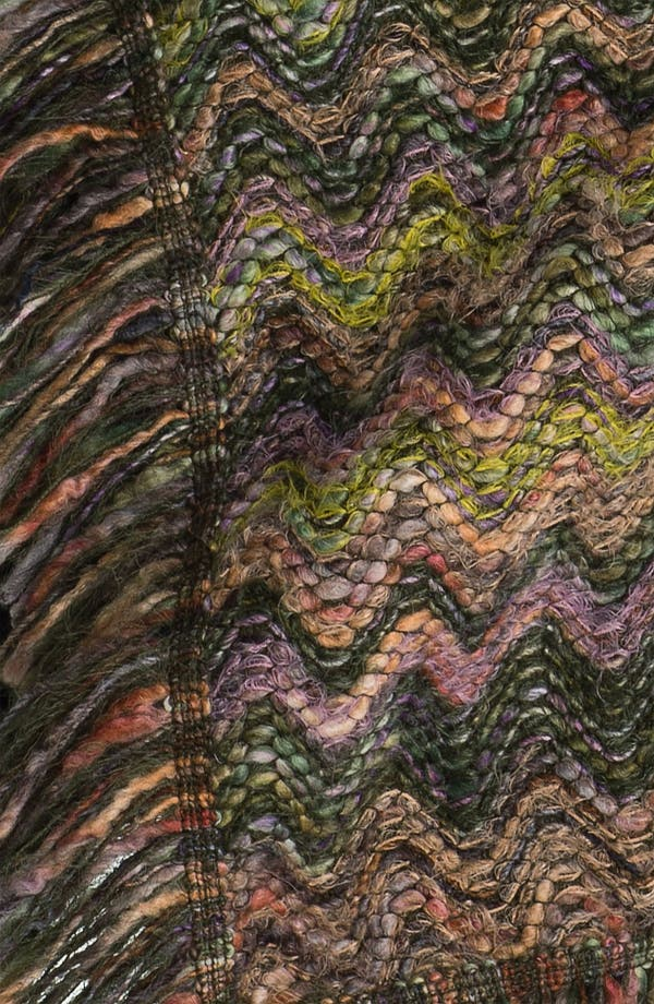 Alternate Image 2  - Missoni 'Chunky' Wool Blend Poncho