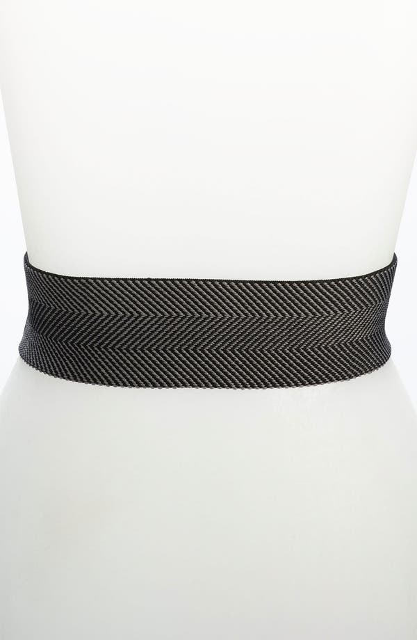 Alternate Image 2  - Belgo Lux Stretch Belt