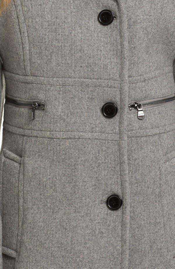 Alternate Image 3  - Marc New York Zip Pocket Walking Coat (Online Exclusive)