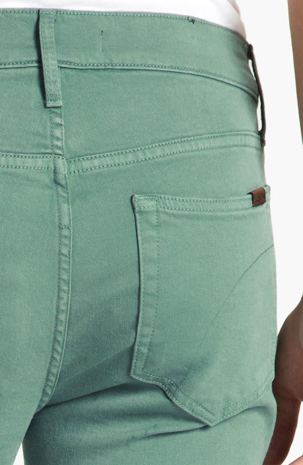 Alternate Image 4  - Joe's 'Brixton' Slim Straight Leg Jeans (Atlantic)