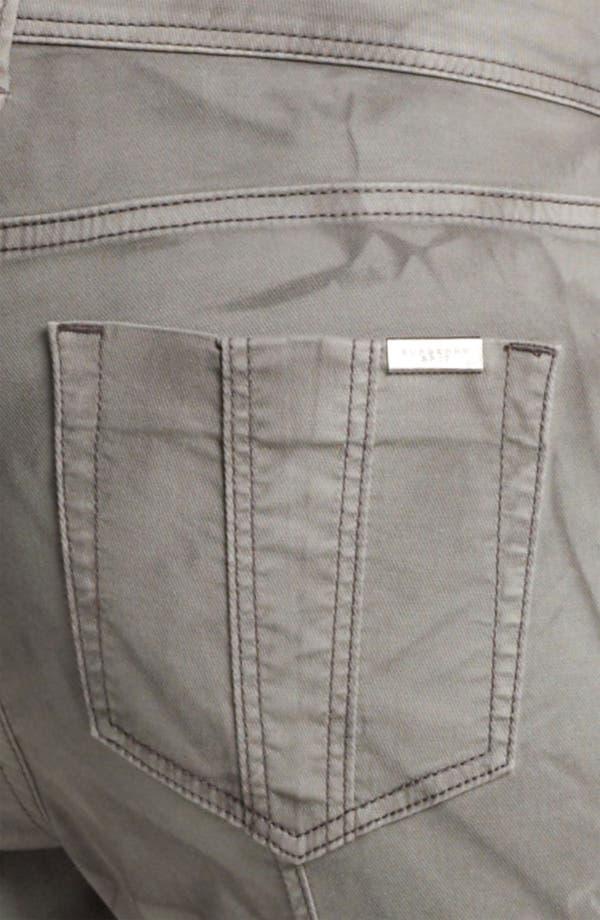 Alternate Image 3  - Burberry Brit Crumple Dye Pants (Online Exclusive)